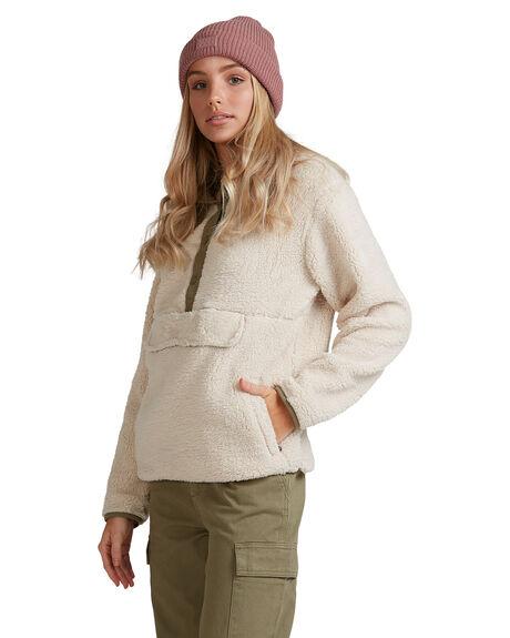 WHISPER WOMENS CLOTHING BILLABONG HOODIES + SWEATS - BB-6508730-WPR
