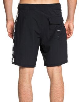 BLACK MENS CLOTHING QUIKSILVER BOARDSHORTS - EQYBS04018KVJ6