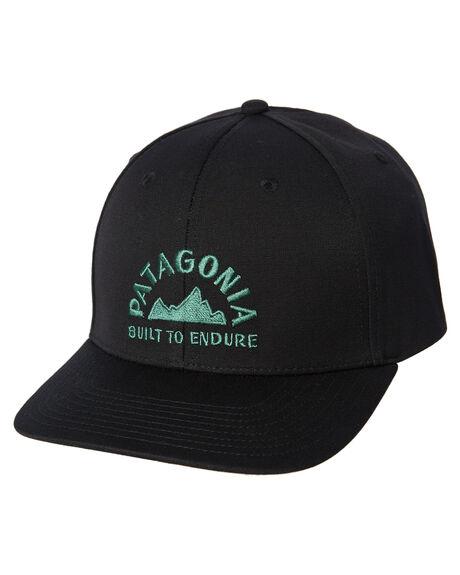 Patagonia Geologers Roger That Snapback Cap - Black  9c4f18a0e8f4