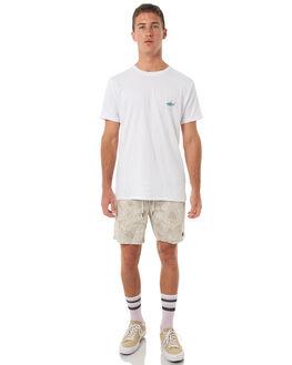 TAN FERN MENS CLOTHING BARNEY COOLS BOARDSHORTS - 611-MC4TANFN