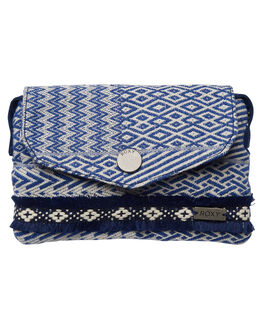 DRESS BLUES WOMENS ACCESSORIES ROXY PURSES + WALLETS - ERJAA03371BTK0