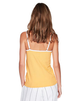 BEESWAX WOMENS CLOTHING ELEMENT SINGLETS - EL-294272-BZW