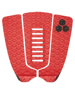 RED SURF HARDWARE CHANNEL ISLANDS TAILPADS - 16394100600