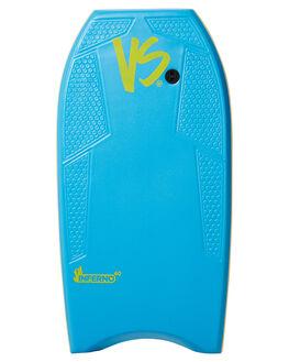 DARK BLUE WHITE BOARDSPORTS SURF VS BODYBOARDS BOARDS - V19INFERNO40DBDBLUW
