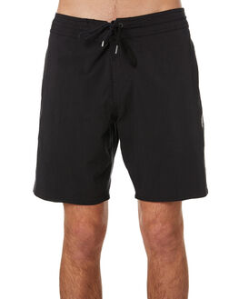 BLACK MENS CLOTHING VOLCOM BOARDSHORTS - A0811910BLK