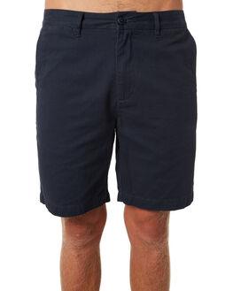 BLUE ENZYME MENS CLOTHING GLOBE SHORTS - GB01216001BLUEN