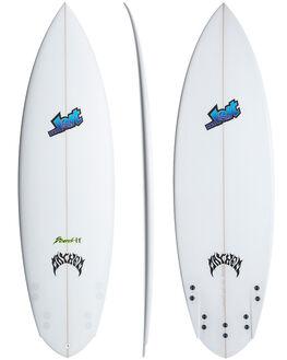 CLEAR BOARDSPORTS SURF LOST SURFBOARDS - LPUSICUST