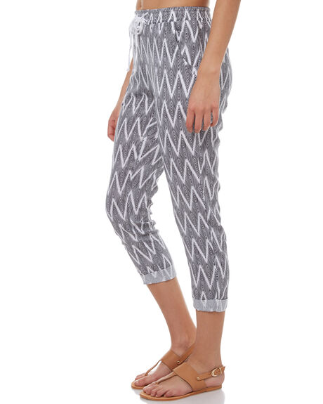 PRINT WOMENS CLOTHING ELWOOD PANTS - W73605Z11