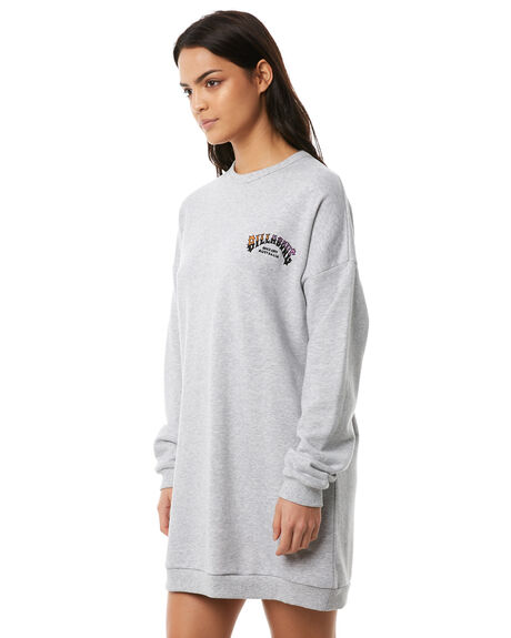 GREY MARLE WOMENS CLOTHING BILLABONG DRESSES - 6586474GYM