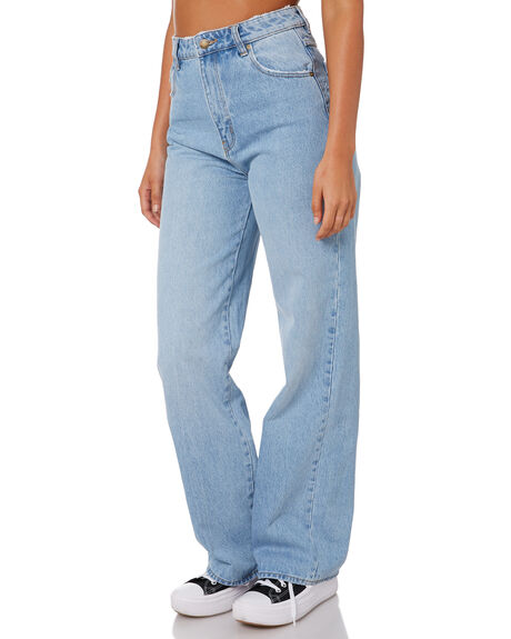 OLD STONE WOMENS CLOTHING ROLLAS JEANS - 13720-551