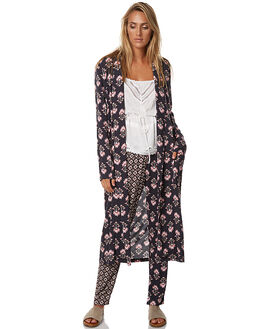 FLORAL WOMENS CLOTHING TIGERLILY JACKETS - T373250FLRL