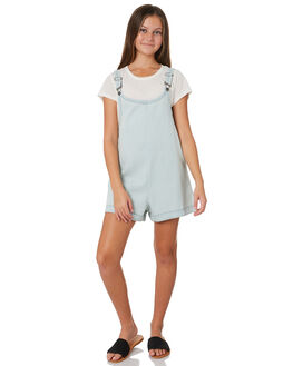 CHAMBRAY KIDS GIRLS SWELL DRESSES + PLAYSUITS - S6202448CHAMB