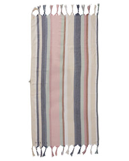 MULTI STRIPE WOMENS ACCESSORIES O'NEILL TOWELS - 4722202MLT
