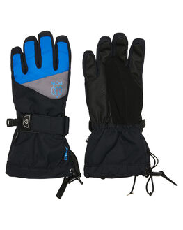 BLACK BLUE OUTLET BOARDSPORTS POW ACCESSORIES - ASG-B-S-HIP-BKBLK