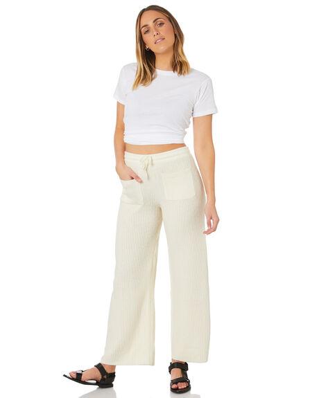 OFF WHITE WOMENS CLOTHING RUE STIIC PANTS - AS-20-K-04-OWMO