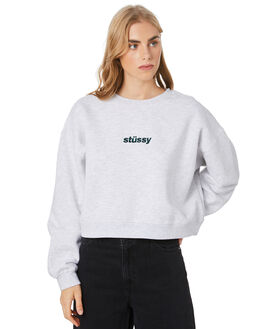 SNOW MARLE WOMENS CLOTHING STUSSY JUMPERS - ST106313SNMRL