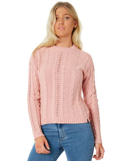 MELLOW ROSE WOMENS CLOTHING VOLCOM KNITS + CARDIGANS - B0711877MRO