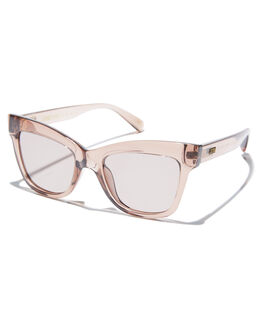 POLISHED PLUM WOMENS ACCESSORIES LOCAL SUPPLY SUNGLASSES - RIVIERAPMP20