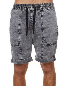 BLONDE MENS CLOTHING ZANEROBE SHORTS - 606-RISEBLND