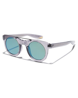 GUNSMOKE GREEN MENS ACCESSORIES NIKE SUNGLASSES - EV1135013