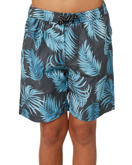 FLORAL KIDS BOYS SWELL BOARDSHORTS - S3193234FLORL