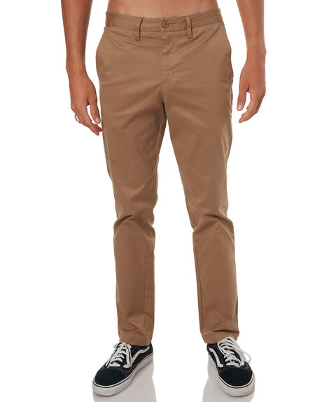 EARTH MENS CLOTHING DEPACTUS PANTS - D5171191EARTH