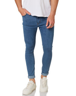 HIGH N LOW MENS CLOTHING A.BRAND JEANS - 813004509
