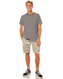 MULTICAMEL MENS CLOTHING RUSTY SHORTS - WKM0894MCA