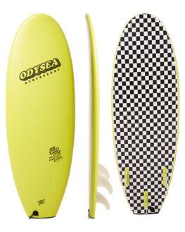 ELECTRIC LEMON SURF SURFBOARDS CATCH SURF SOFTBOARDS - 17ODY50-T-LMLEM