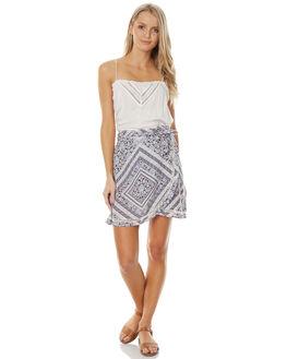 IRVINE TILE WOMENS CLOTHING O'NEILL SKIRTS - 4023107IRTI