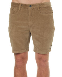 LIGHT KHAKI MENS CLOTHING BILLABONG SHORTS - 9572706LKH