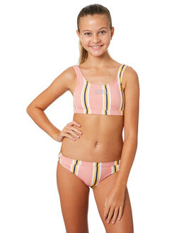 CORAL KIDS GIRLS RIP CURL SWIMWEAR - JSIDL10026