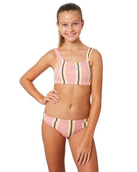 63b6943a15 Teen Girl Boston Stripe Bikini