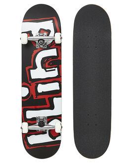 BLACK RED SKATE COMPLETES BLIND  - 10511195BLKRD