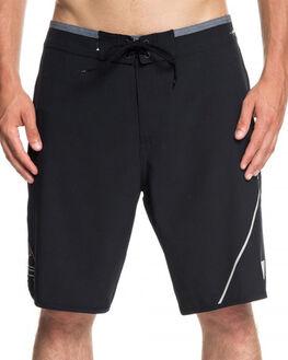BLACK MENS CLOTHING QUIKSILVER BOARDSHORTS - EQYBS04088-KVJ0