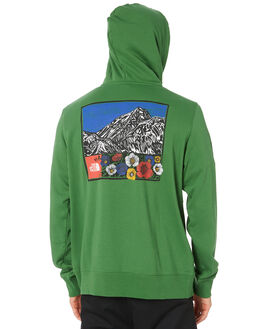 SULLIVAN GREEN MENS CLOTHING THE NORTH FACE JUMPERS - NF0A4N6KEU2