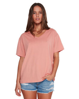 CLAY WOMENS CLOTHING BILLABONG TEES - BB-6592131-C24