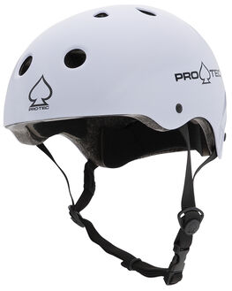 GLOSS WHITE BOARDSPORTS SKATE PROTEC ACCESSORIES - 1164302GWHT