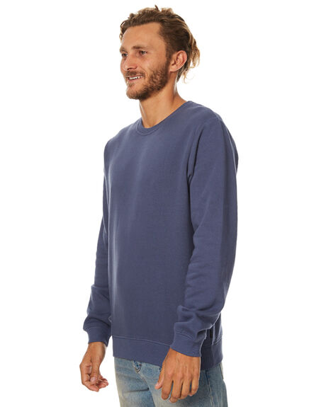 INK BLUE OUTLET MENS SWELL JUMPERS - S5173451INK