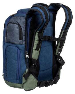 MEDIUM GREY HEATHER MENS ACCESSORIES QUIKSILVER BAGS + BACKPACKS - EQYBP03502-KPVH
