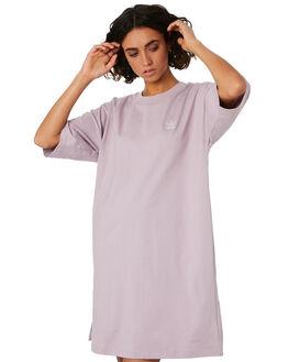 SOFT VISION WOMENS CLOTHING ADIDAS DRESSES - ED7581GREY