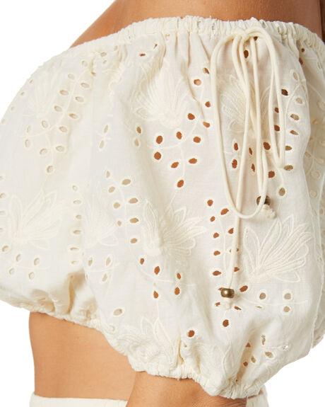 VANILLA WOMENS CLOTHING TIGERLILY FASHION TOPS - T615038C00VAN
