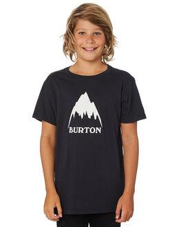 TRUE BLACK KIDS BOYS BURTON TOPS - 179541002