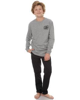 BLACK KIDS BOYS DICKIES PANTS - QP801BLK