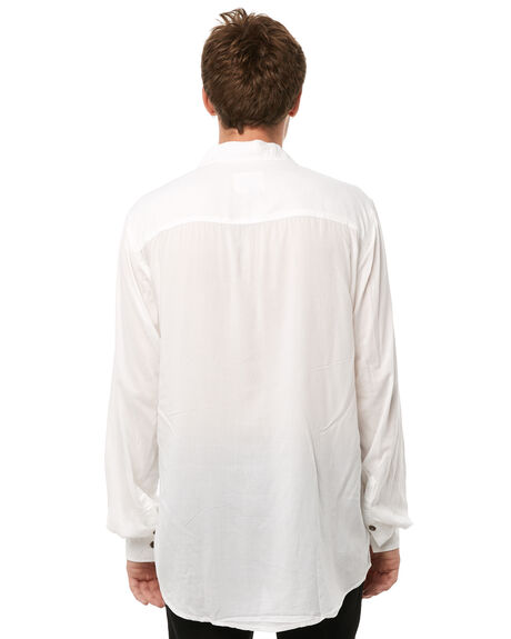 WHITE OUTLET MENS THE PEOPLE VS SHIRTS - AW18068-WWHT