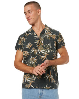 JADE FLORAL MENS CLOTHING DEUS EX MACHINA SHIRTS - DMS75971JFLRL