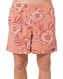 FLOWER PEAK PINK MENS CLOTHING PATAGONIA BOARDSHORTS - 57021CEUP