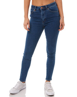 AVENUE BLUE WOMENS CLOTHING NEUW JEANS - 375812516