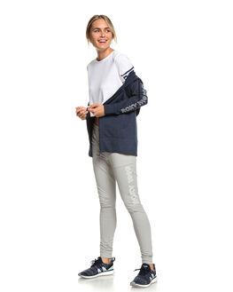 DRESS BLUES WOMENS CLOTHING ROXY JUMPERS - ERJFT03947-BTK0