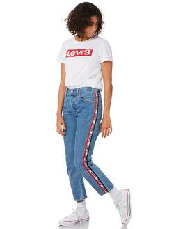 SPECTATOR SPORT WOMENS CLOTHING LEVI'S JEANS - 36200-0013SSP